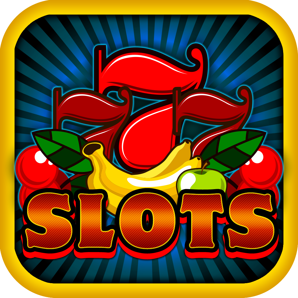 Lucky Gold Fruit Casino Coin Jack-pot 777 Slots HD - All New Slot Machine with Bonus Prize-Wheel