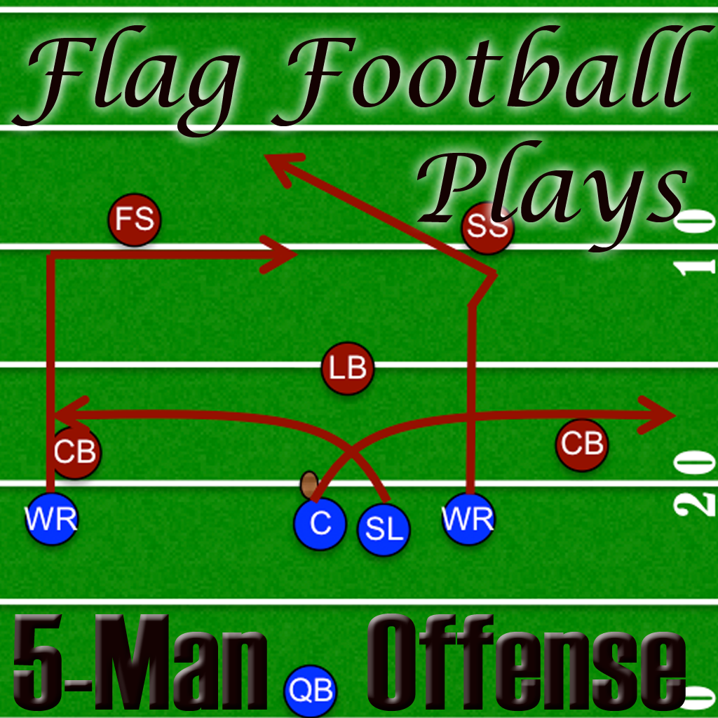 Best flag football plays 8 man bracket